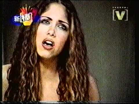 Samantha Cole - Live Interview Asia 1998 and Without You video