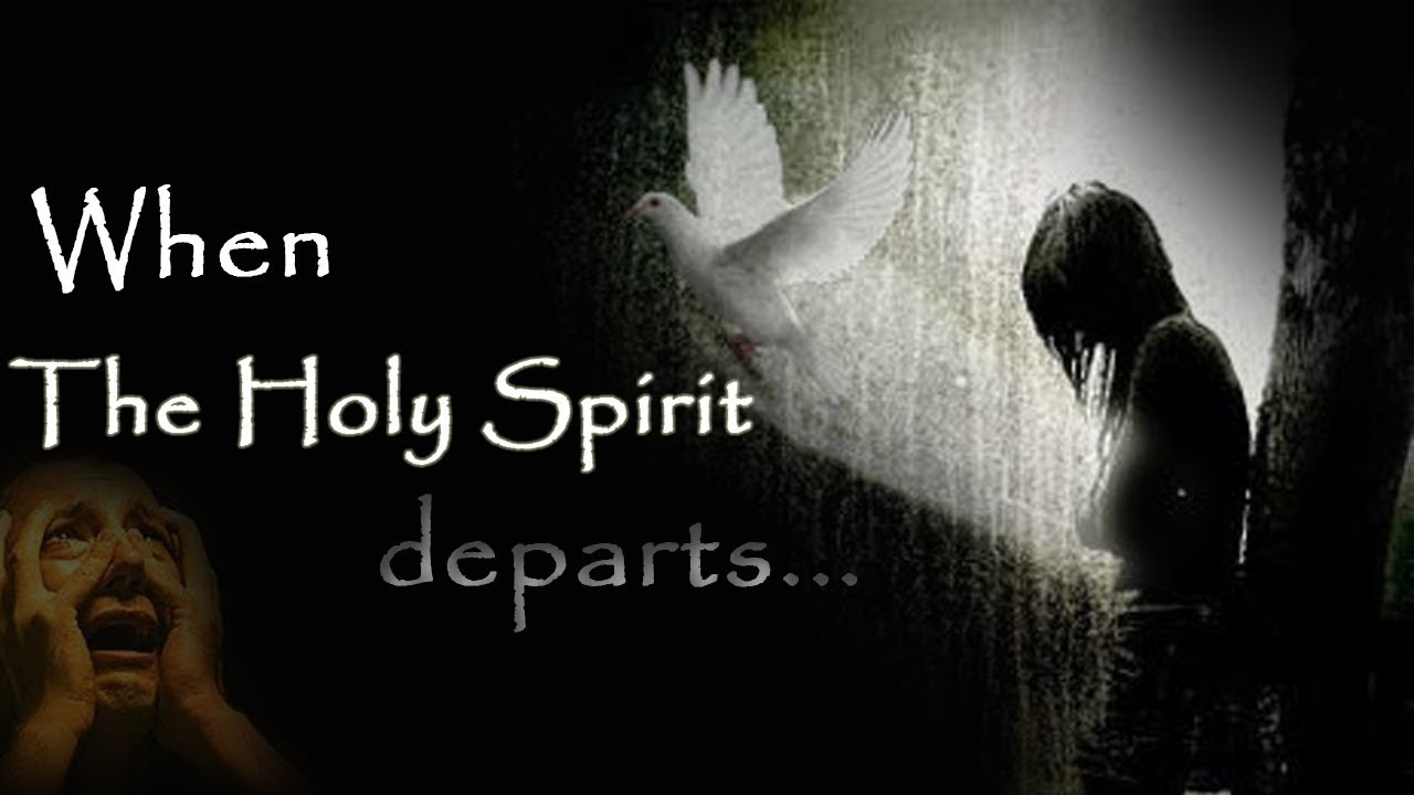 When the Holy Spirit departs... (with Eng subtitles) | Bro. Vincent Selvakumar