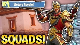 SQUAD SUNDAY! SQUADS WITH VIEWERS! (Fortnite Battle Royale)