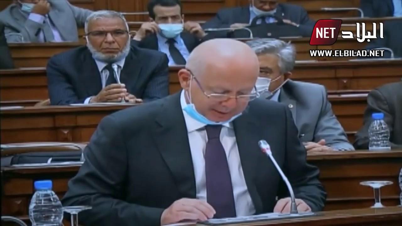 وزير المالية: احكام قانون المالية التكميلي تهدف الى حماية المكتسبات الاقتصادية والاجتماعية ا
