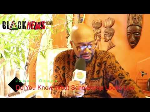 Jabari Osaze: Do You Know What Scholarship Look Like