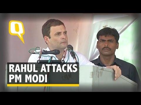 Rahul Gandhi Reiterates 'Suit-Boot Sarkar' Remark in Bihar Rally