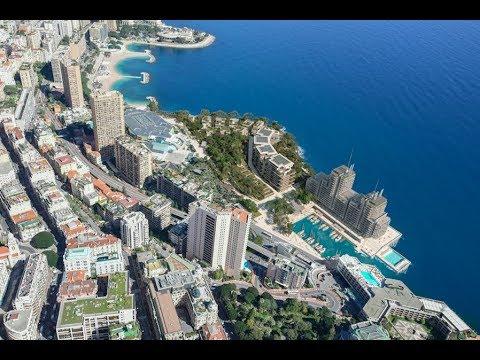Portier Cove land extension Monaco, the project (EN).