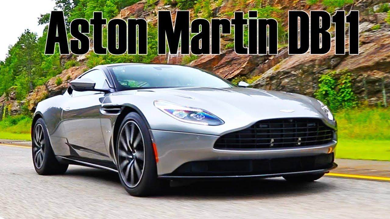 Aston Martin Db11 V12 A Closer Look Youtube