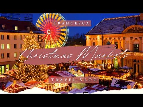 Zürich Vlog // Christmas Markets