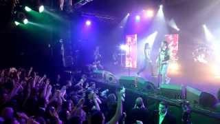 Louna Fight Club Lyric Video
