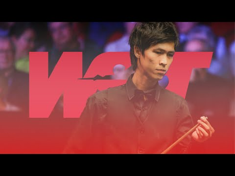Thepchaiya Un-Nooh's Third Career 147 | BetVictor German Masters Qualifiers