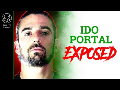 Ido Portal Exposed - Movement Training Explained