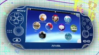 PS Vita tutorial video: How to start playing PS Vita