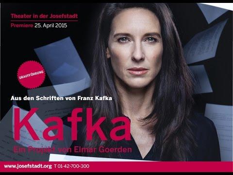 Kafka Ein Projekt von Elmar Goerden - Theater in der Josefstadt
