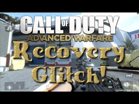 Recovery Advanced Warfare Advanced Warfare New Recovery