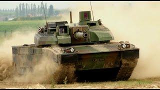 MX-56 «Леклерк» Основной боевой танк Франции