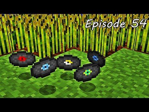 Minecraft เอาชีวิตรอด - Episode 54 - เครื่องผลิตแผ่นเพลงอัตโนมัติ
