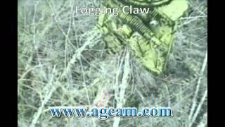 AgCam Summer 2007 - Logging / Forrestry Claw