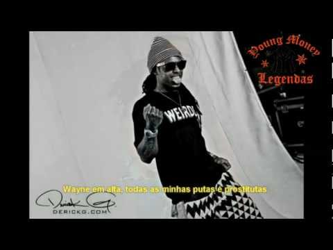Lil' Wayne Feat. Nicki Minaj - Mercy Legendado