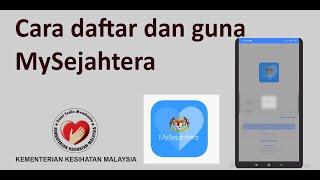 Cara daftar dan guna MySejahtera screenshot 5