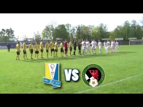 Olimpia Elbląg 2-0 Rominta Gołdap