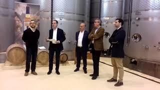 La cooperativa San Roque presenta su primer vino tostado