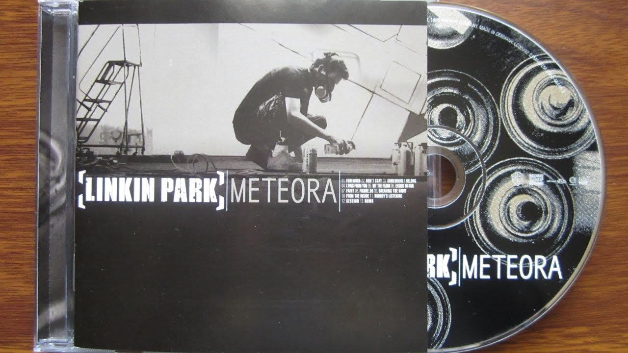 cd completo do linkin park meteora gratis