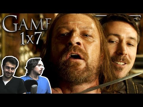 Game Of Thrones Season 1 Episode 7 REACTION