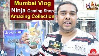 Download VLOG Mumbai : Ninja Shop #1   India's Biggest Gaming Distributor   NamokaR GaminG WorlD / #NGW Mp3 and Videos