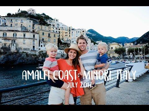 Amalfi Coast: Minori, Italy