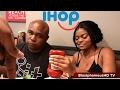 IHOP Cheeseburger Omelette feat. BlastphamousHD TV