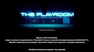 Playstation 4 Playroom [PL] - Testujemy możliwości nowego PS Eye ;)