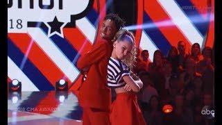 Mandla Morris & Brightyn Brems - Dancing With The Stars Juniors (DWTS Juniors) Episode 5