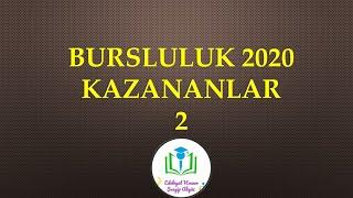 BURSLULUK 2020 KAZANANLAR 2 (HATIRA VİDEOSU)
