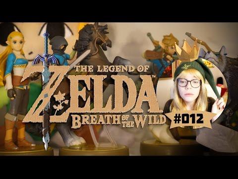 Endlich Amiibos Scannen!!! ★ The Legend of Zelda: BREATH OF THE WILD #011