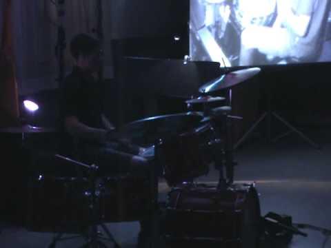 Seamus Carey Evening of Drummers November 17, 2012