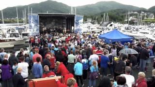 Tysnesfest 2011 Marknadsdagen