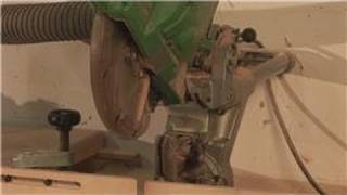 Home Repair Tools : How To Cut Compound Angles With A Miter Saw