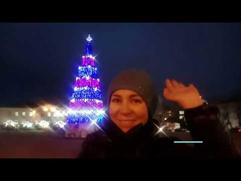 Открытие городской елки города Лиски!