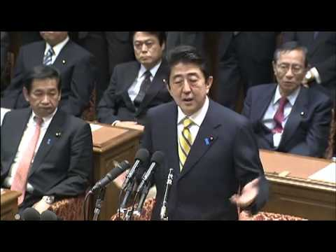H24/11/14 【党首討論】安倍晋三vs野田佳彦【明後日16日解散を約束!!】