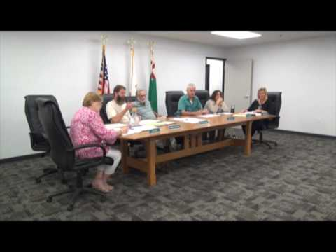 Board of Selectmen 7-26-2016