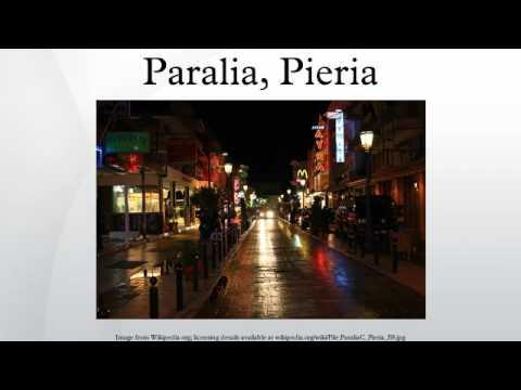 Paralia, Pieria