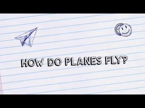 Breakthrough Junior Challenge 2020   HOW DO PLANES FLY?
