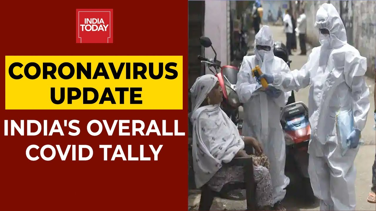 Coronavirus Update: India's Covid Tally Crosses 34-Lakh Mark With Fatalities Over 62,500