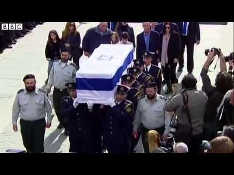 Jewish Community: Ariel Sharon funeral