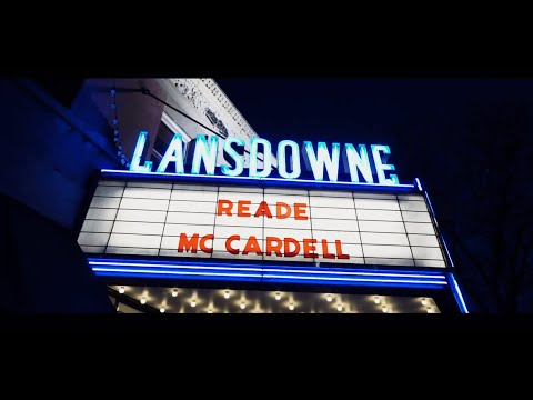"The Lansdowne Presents... Reade McCardell Performing His Original Song Entitled ""The Sun A Liar"""