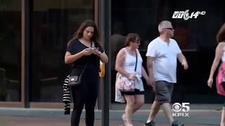 VTC14 |Mỹ: Nhiều bang phạt người đi bộ sử dụng điện thoại