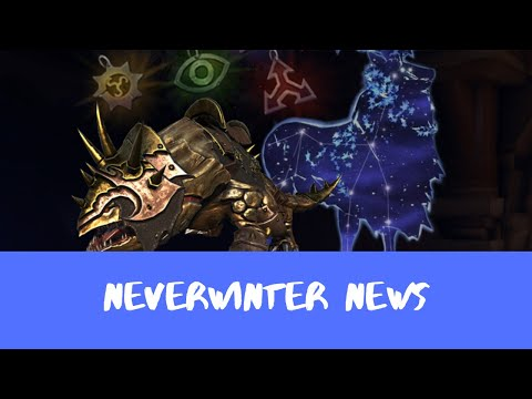 Neverwinter News Video Free Improved Bag of Holding And Legendary Zen Market Pack !