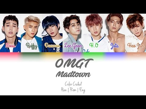 Madtown (매드타운) - OMGT [Color Coded | Han | Rom | Eng]