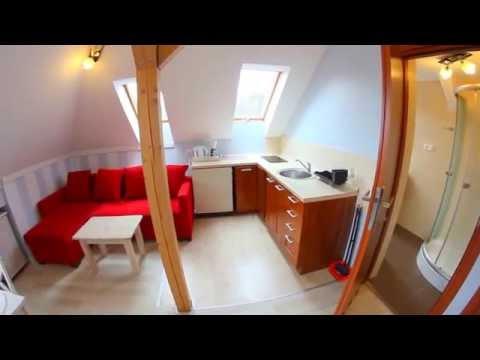 Apartament - noclegi- w- Willa- Karmazyn -Międzyzdroje