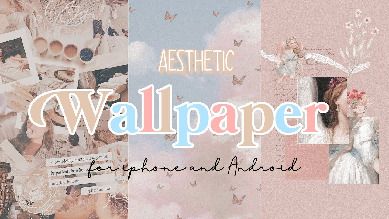 70 Aesthetic Wallpapers Iphone Android Youtube