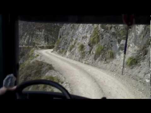 World's Most Dangerous Roads - Peru,Celendin