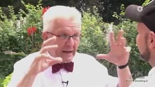 Vom (ex-)Kommunisten (KBW) zum grünen Auto- & Industrie-Lobbyisten: Winfried Kretschmann