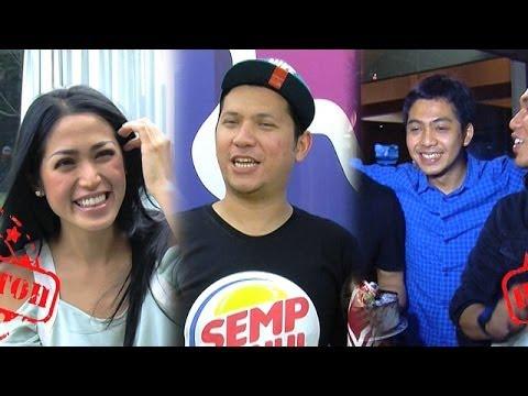 Hot News: Jessica Iskandar, Gading Marten Dan Ade Govinda - Intens 09 Mei 2014